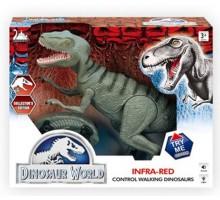 Интерактивный динозавр на пульте управления