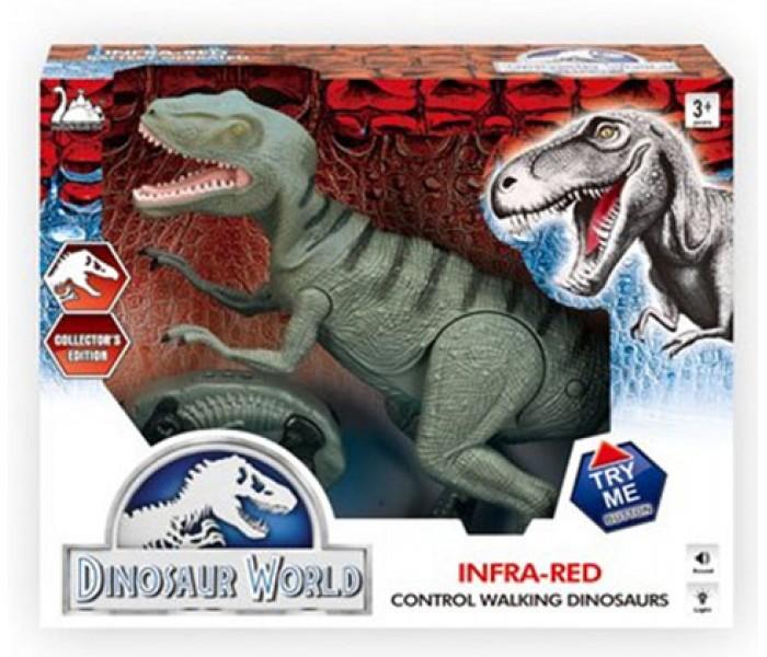 Робот-Динозавр на радиоуправлении