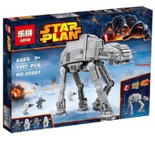 Конструктор Star Wars Имперский Шагоход AT-AT 1157 деталей (аналог аналог LEGO 75054 )