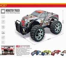 Машина на радиоуправлении Monster Truck 4WD