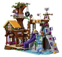 """Конструктор Friends """"Дом на дереве"""" 739 деталей, Bela 10497 (аналог Lego Friends 41122)"""