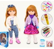 Интерактивная шарнирная кукла Алиса с аксессуарами Tongde с подвижной мимикой