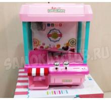 """Игровой автомат игрушечный """"Достань приз"""" (розовый)"""