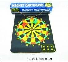 Дартс магнитный с дротиками
