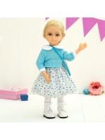 Интерактивная кукла Алиса с микрофоном