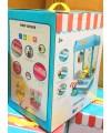 """Детский игрушечный автомат """"Достань приз"""" игрушку или конфеты"""