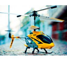 Радиоуправляемый вертолет Syma S107G с гироскутером