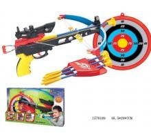 Арбалет пистолетный детский с присосками King Sport