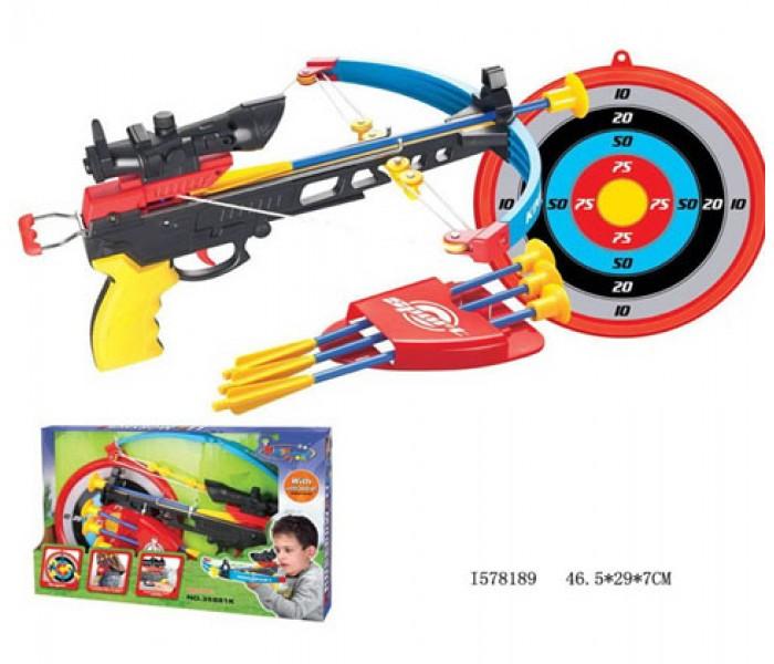 Арбалет игрушечный King Sport мини