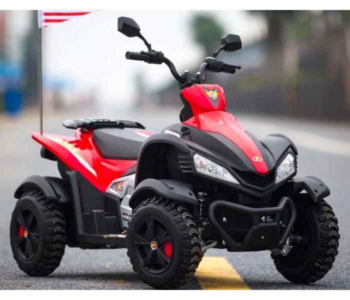 Квадроцикл на аккумуляторе для детей Dooma