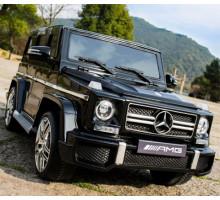 Детский электромобиль Mercedes-Benz G55 AMG Гелендваген (Гелик)