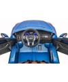 Электромобиль Ford Focus RC с ключом зажигания и резиновыми колёсами