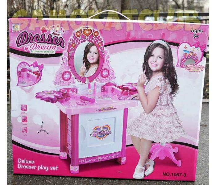 Детский туалетный столик для девочки музыкальный