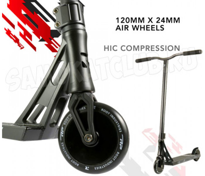 Complete Scooter AIR RP - Black