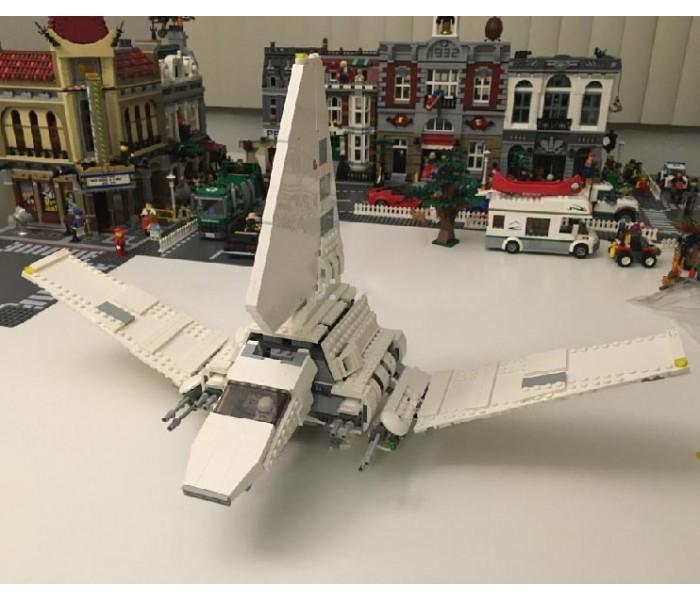 "Конструктор Lepin 05057 - аналог Lego 75094 Star Wars Имперский шаттл ""Тайдириум"""