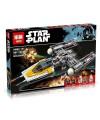 Конструктор Lepin 05065 Звёздный истребитель Y-wing (аналог LEGO 75172), 691 деталь