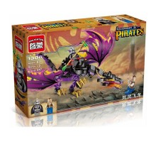 Конструктор Dragon Enlighten Brick 1306