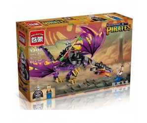 Конструктор Dragon Enlighten Brick 1306