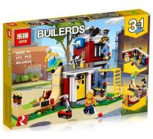 Конструктор Lepin 24042 Скейт-площадка копия Lego 31081 (473 дет.)