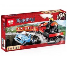 Конструктор LEPIN 16031 «Гарри Поттер — Хогвартс-Экспресс»