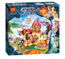 Конструктор Elves Волшебная пекарня Азари (аналог LEGO 41074 Elves Fairy) Bela 10412 323 детали