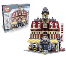 "Конструктор ""Кафе на Углу"" Lepin 15002 - аналог Lego 10182 Creator"