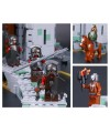 Конструктор Lepin 16013 Битва за Хельмову Падь (аналог LEGO 9474 Lord of the Rings), 1368 деталей