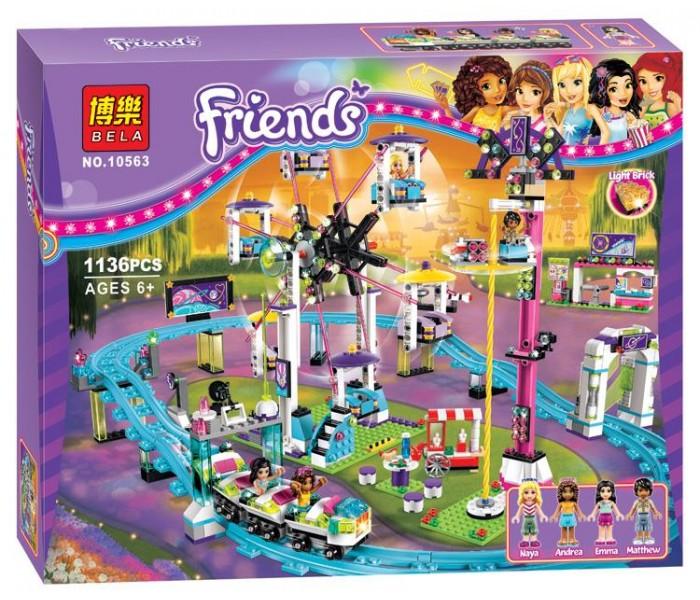 """Конструктор для девочек Friends """"Дом на дереве"""" 739 деталей (Аналог Лего 41130)"""