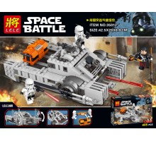 "Конструктор ""Имперский десантный танк"" LELE Space Battle  35012 (Аналог 75152)"