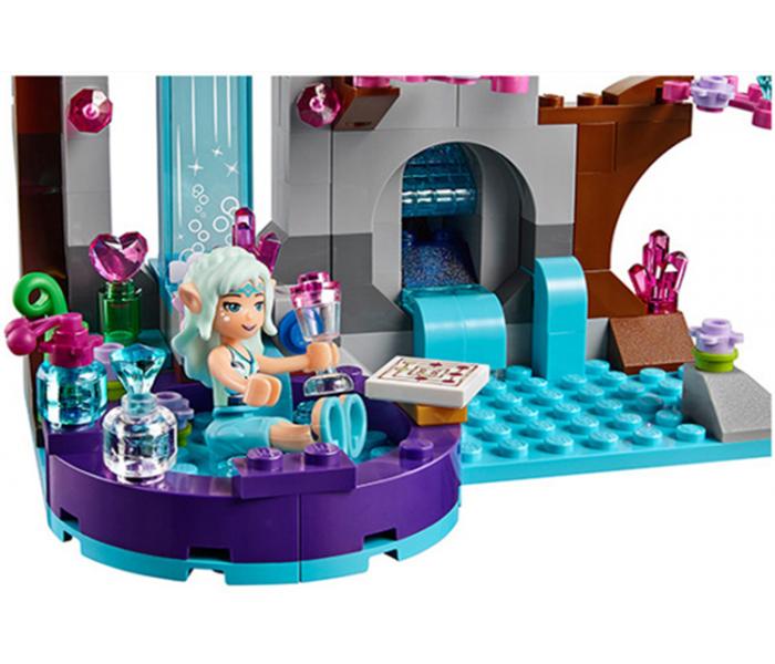 Конструктор Bela Elves Спа-салон Наиды 10410 (Аналог Lego Elves 41072) 249 дет
