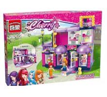 """Конструктор для девочек """"Модный магазин """" Brick Cherry 2005"""