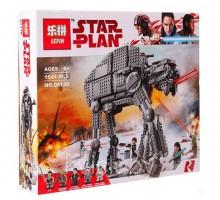 Конструктор Star Wars Шагоход первого ордена LEPIN 05130 1541 деталь