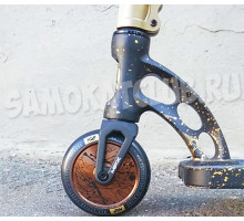 MGP (Madd Gear) VX9 NITRO SCOOTER (черно-золотой) трюковый самокат