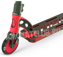 трюковый самокат Madd Gear VX9 Pro Scooter (черно-красный) + ПОДАРОК