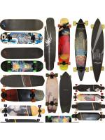 Коллекция деревянных скейтбордов от Triumf Active - URBAN Jungle 2021г