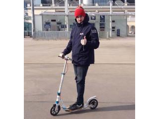 Обзор самоката Tech Team City Scooter Disk Brake 2019г. Отзыв пользователя