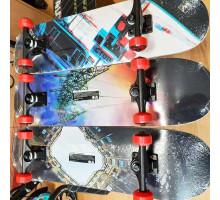 Деревянный скейтборд Tech Team SWITCH 2021