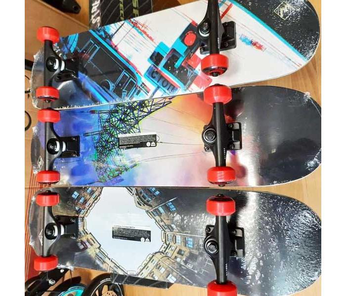 Скейтборд деревянный Tech Team SWITCH 2021