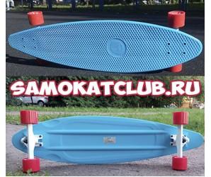"Круизер 36"" Fish Skateboards"