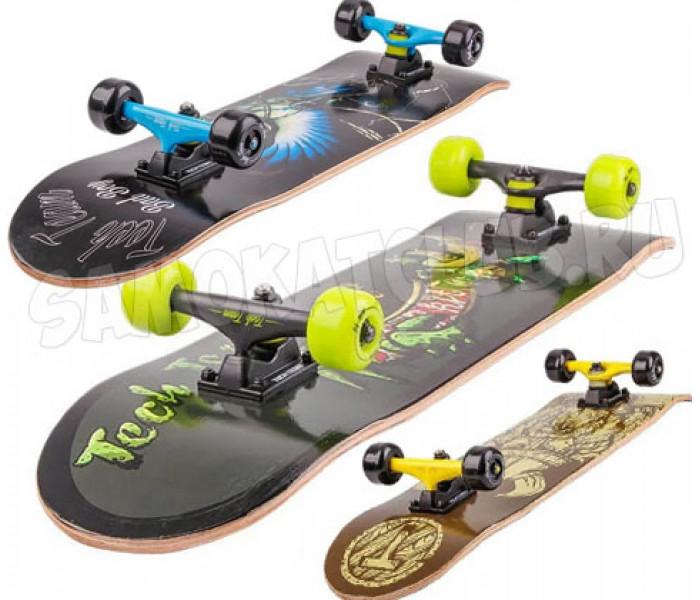 Классический деревянный скейт TT Bad Boy 2020