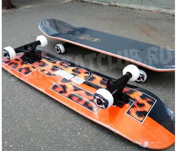 """Скейтборд трюковой Fish Skateboards 31,8""""x8"""""""