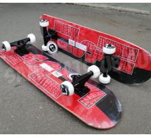 Скейтборд FISH TLS-3108CA PRO Red 2020 деревянный