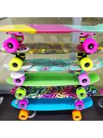 """Оригинальные мини-круизеры Fish Skateboards 22"""". Новинки 2021г"""