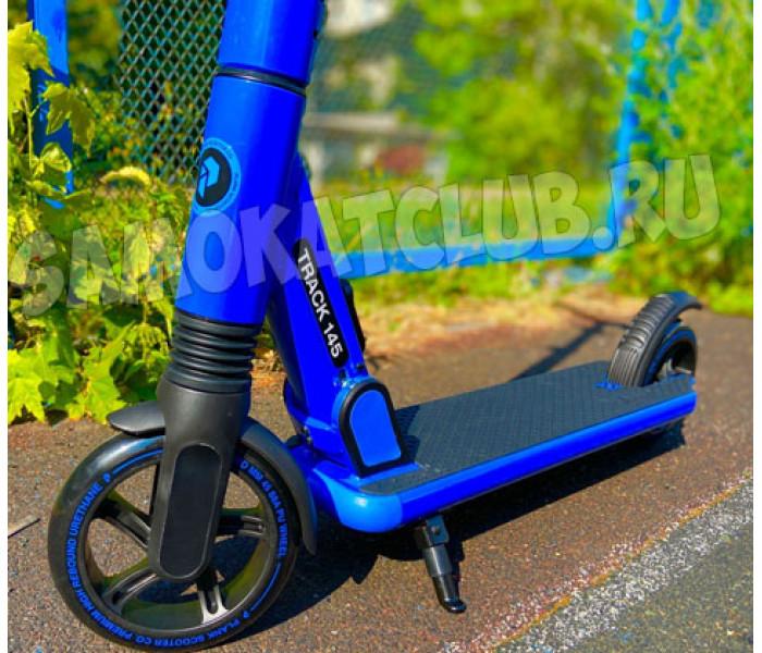 Самокат детский PLANK TRACK Mini 145 синий (2021)