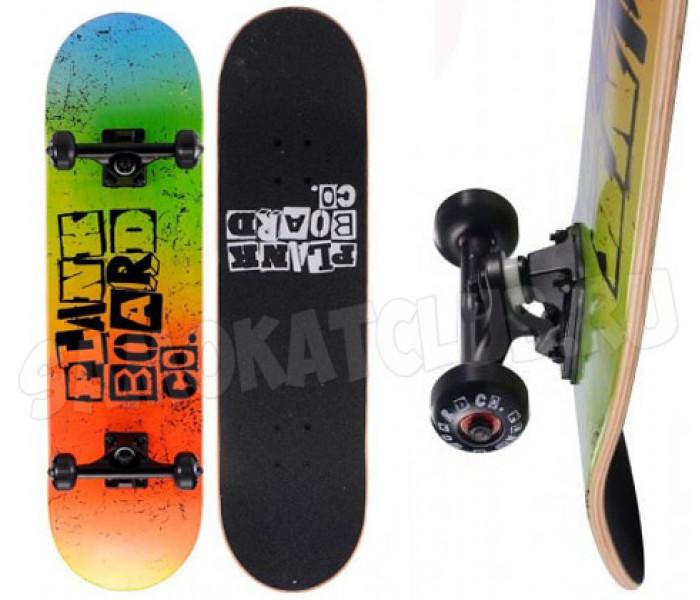 Скейтборд PLANK PUNKY 31*8