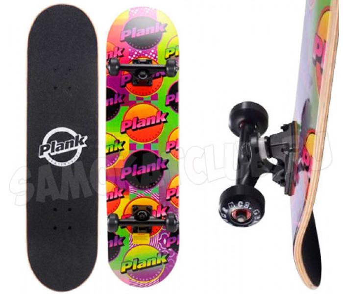 Скейтборд PLANK RETROLASER 31*8