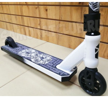 Трюковой самокат Plank KORE White 2020