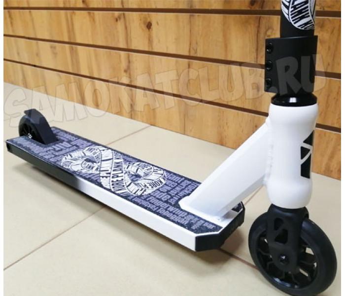 Самокат трюковой Plank Kore 2020 белый