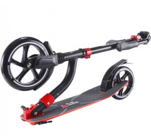 Playshion CITY WALKER (черно-красный) самокат с большими колесами