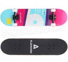 Скейтборд PLAYSHION UI 2020 деревянный